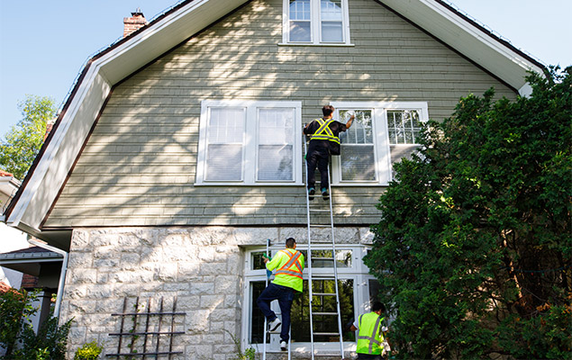 Residential window cleaning winnipeg